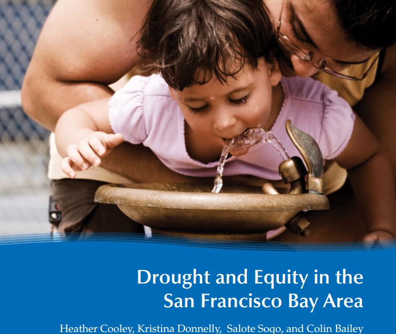 Report: Drought and Equity in the San Francisco Bay Area