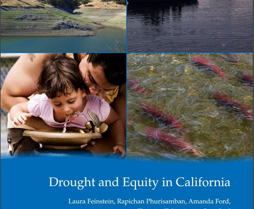 Drought and Equity in California Report