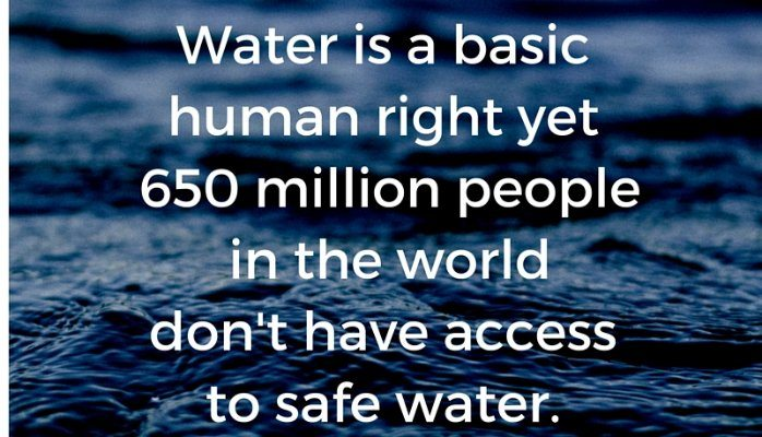 Is defining water as a human right enough to address water insecurity?